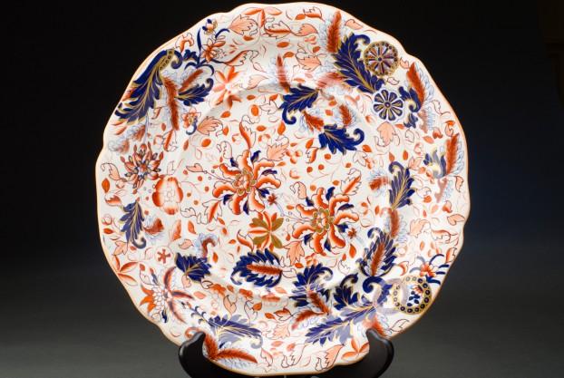 Copeland-Garrett Pattern Platter