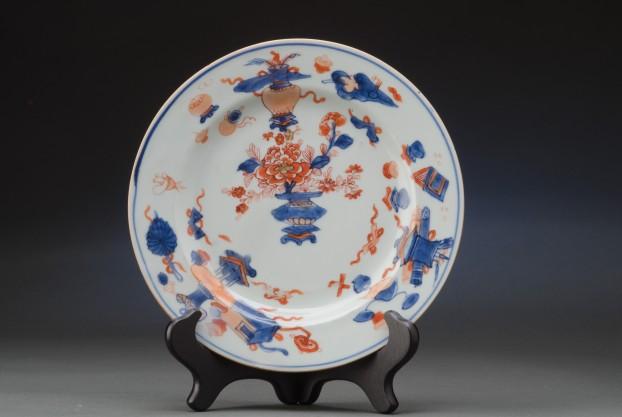 Eighteenth Century Chinese Plate