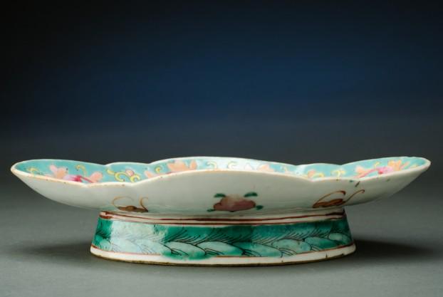Nineteenth Century Goose Plate