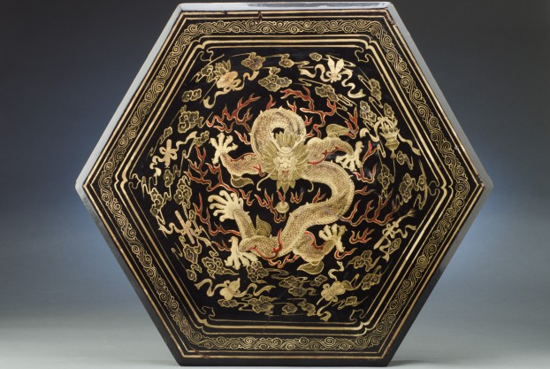 Lacquered Sweetmeat Box