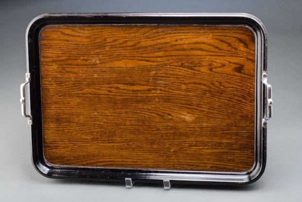 Rectangular Oak Tray