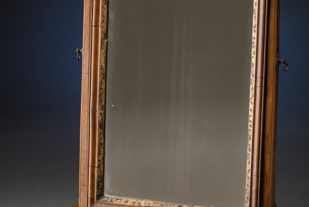 Nineteenth Century Dressing Mirror