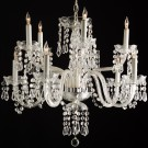 2 Tier Crystal Chandilier