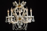 Five Plus One Maria Theresa Chandelier