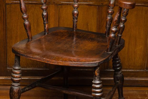 Oak and Elm Pub Chair