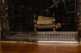 Pierced Steel Fire Fender