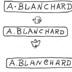 Asa Blanchard Mark