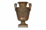 19th Century Copper Urn