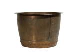 Large Copper Cauldron