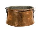 18th Century Copper Cauldron