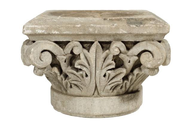 Corinthian Stone Capitals