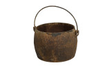Cast Iron Pot with Handle