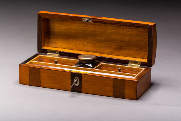 Early Victorian Writing Box