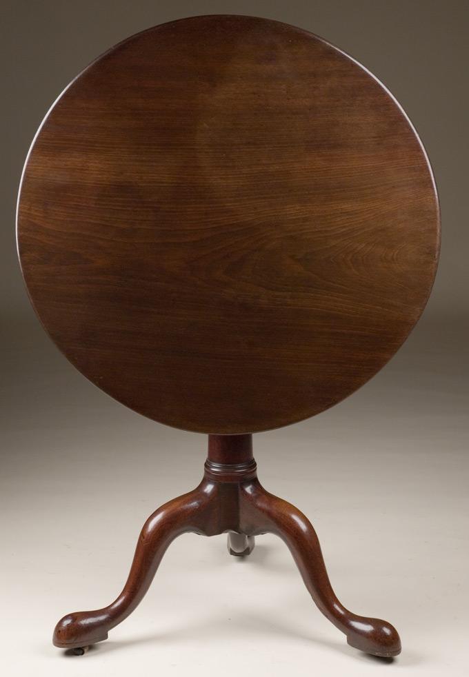 18th Century Tilt Top Table