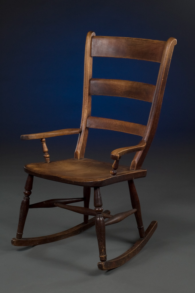 english antique rocking chair. Black Bedroom Furniture Sets. Home Design Ideas