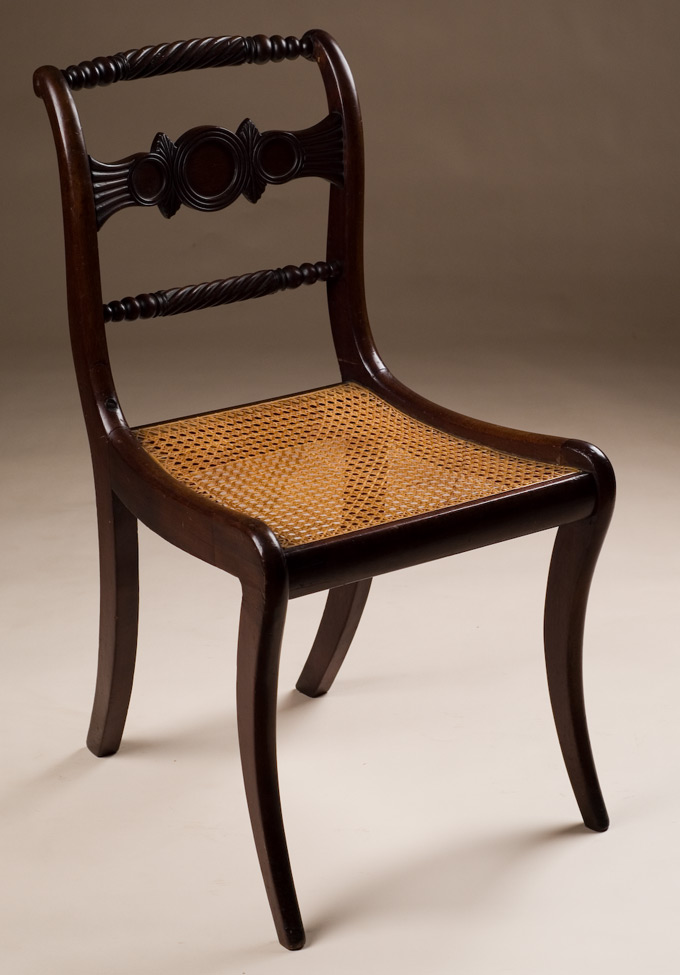 Regency Side Chair