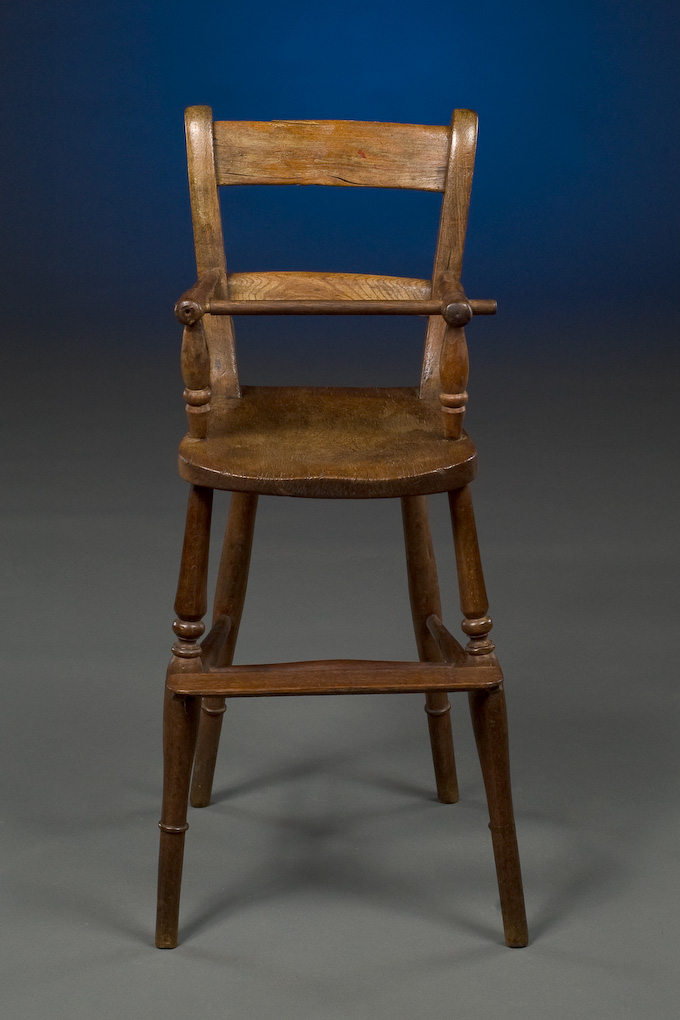 - Antique High Chair