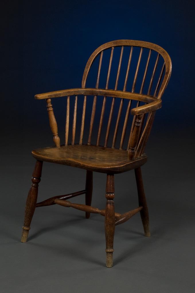 Bow Back Windsor Armchair