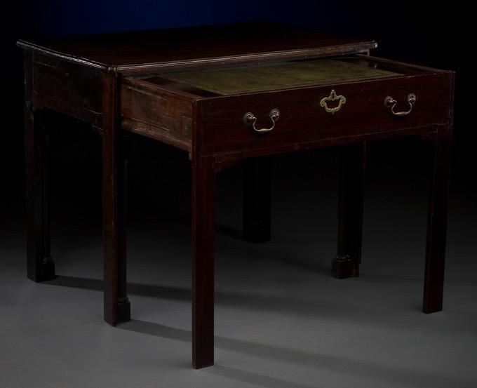 - Antique Architects Desk