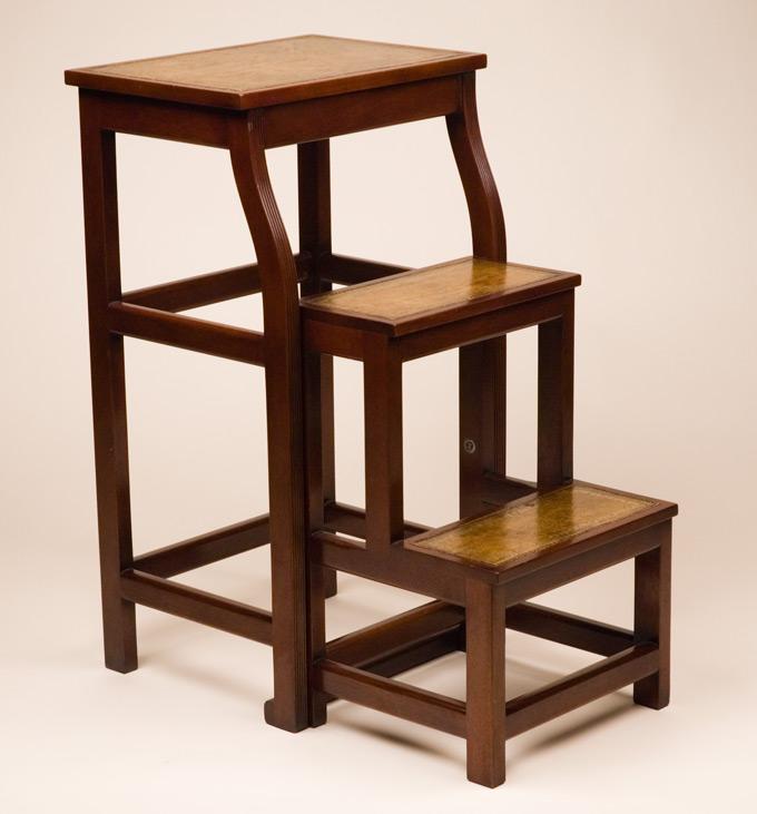 Sensational Folding Library Steps Beatyapartments Chair Design Images Beatyapartmentscom