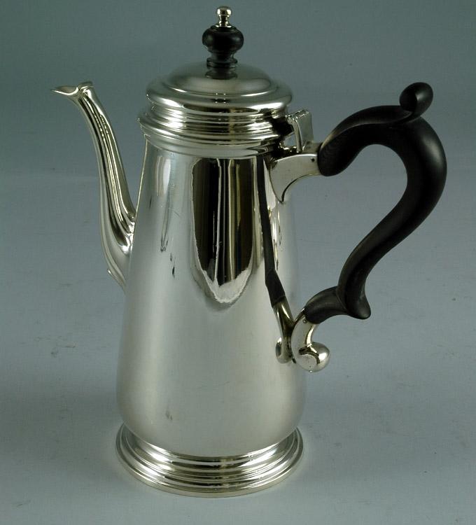 Tiffany Sterling Silver Coffee Pot